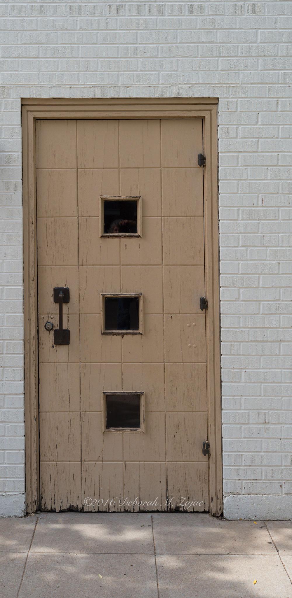 Exterior Door C U Methodist Church