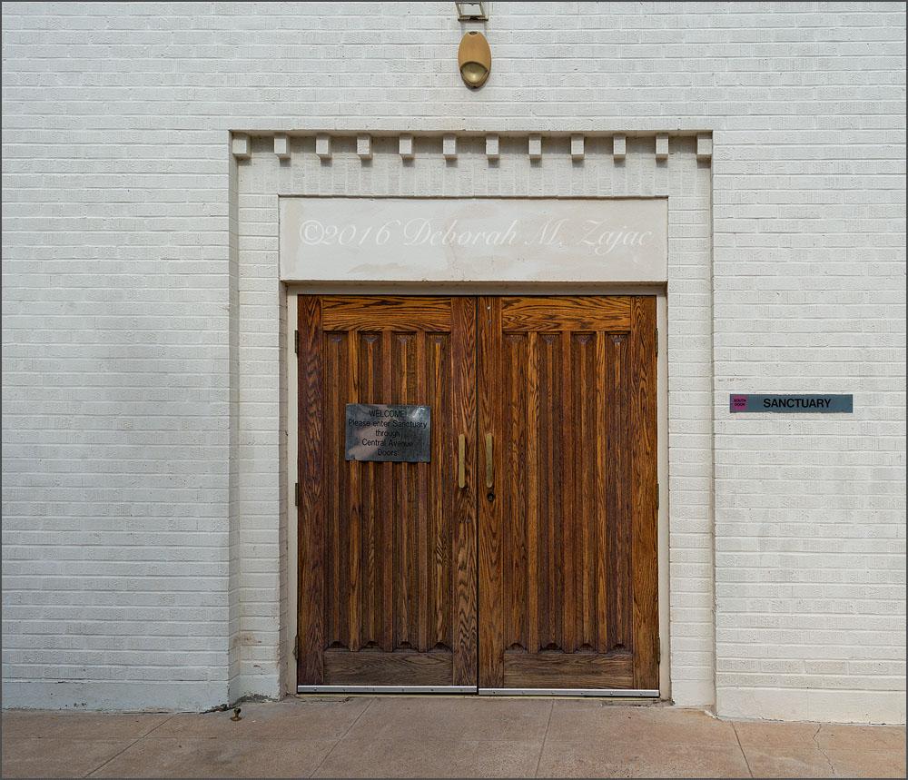 South Sanctuary Doors