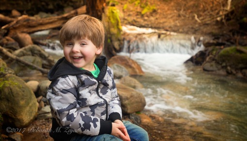 Jaxon Swanson's Creek Uvas Canyon