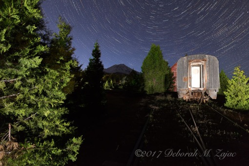 The Last Train Car to the Stars