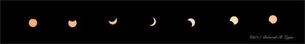 Partial Solar Eclipse August 21, 2017