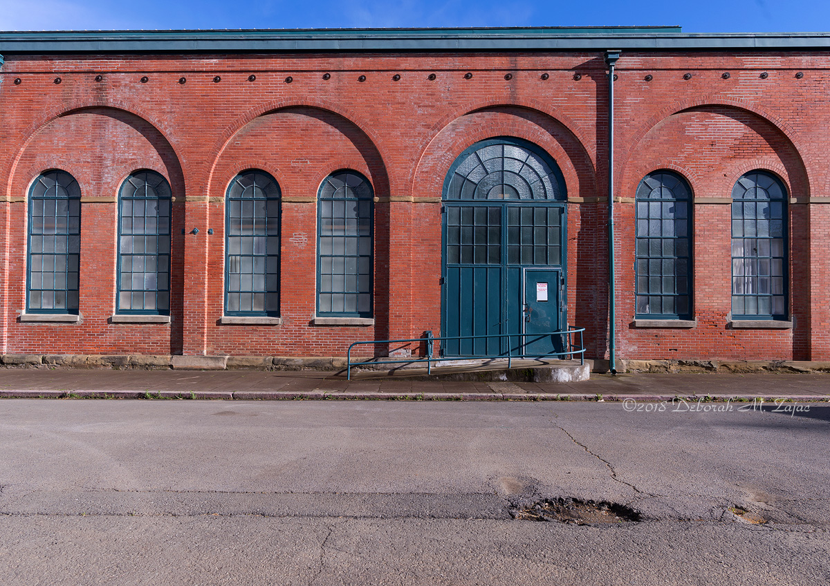 Arched Door and Windows