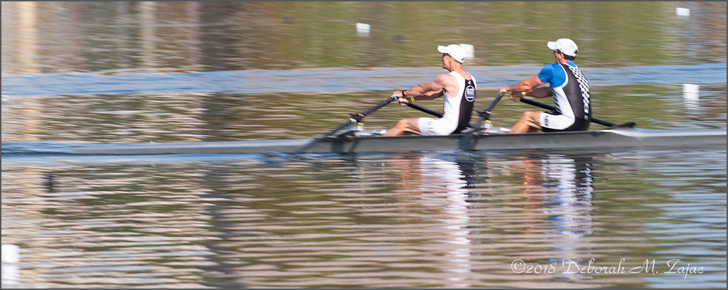 2 Man Team-Sculling