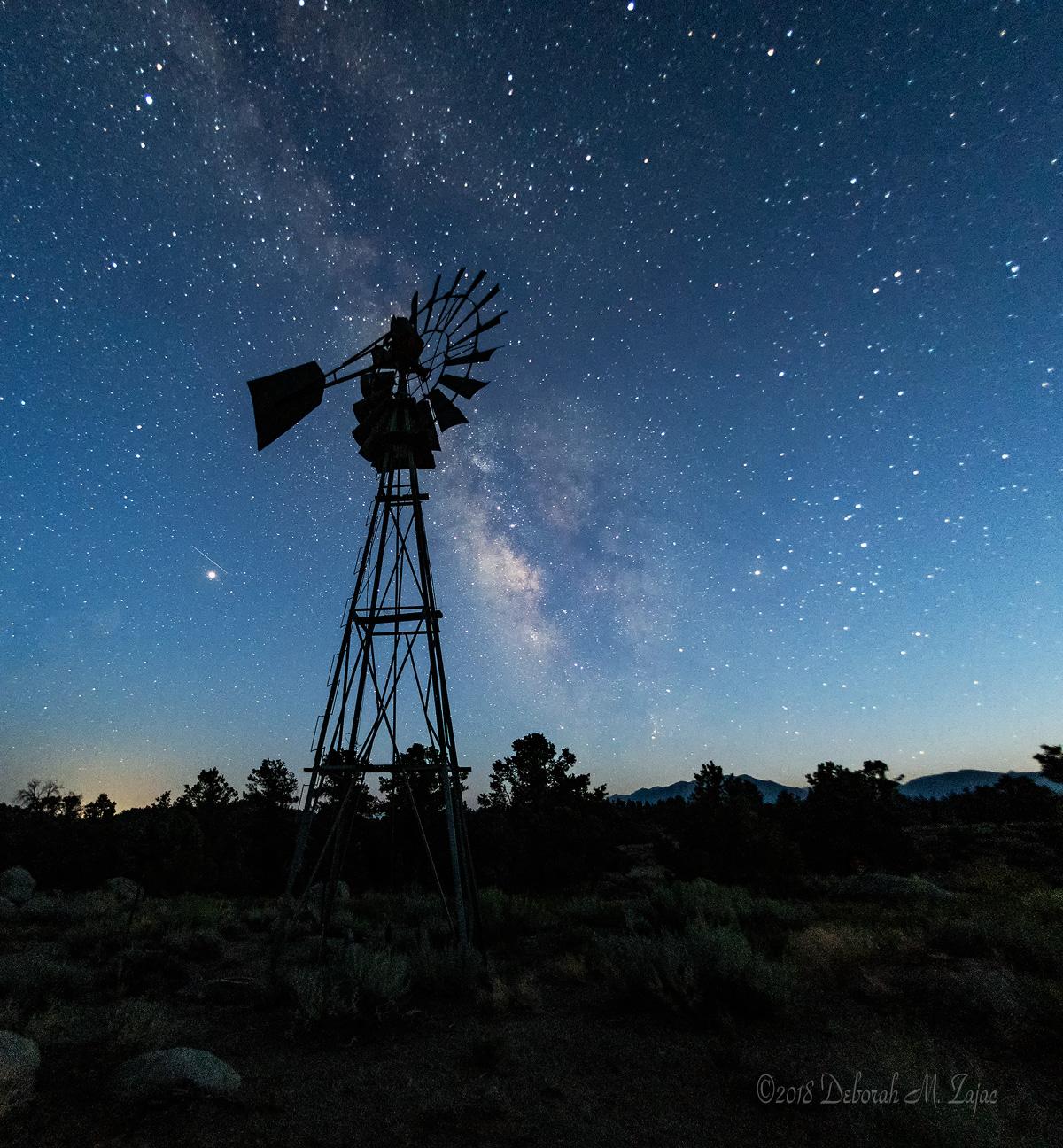 Windmill Eastern Sierras