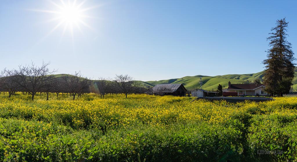 Sunshine Rural Santa Clara CO