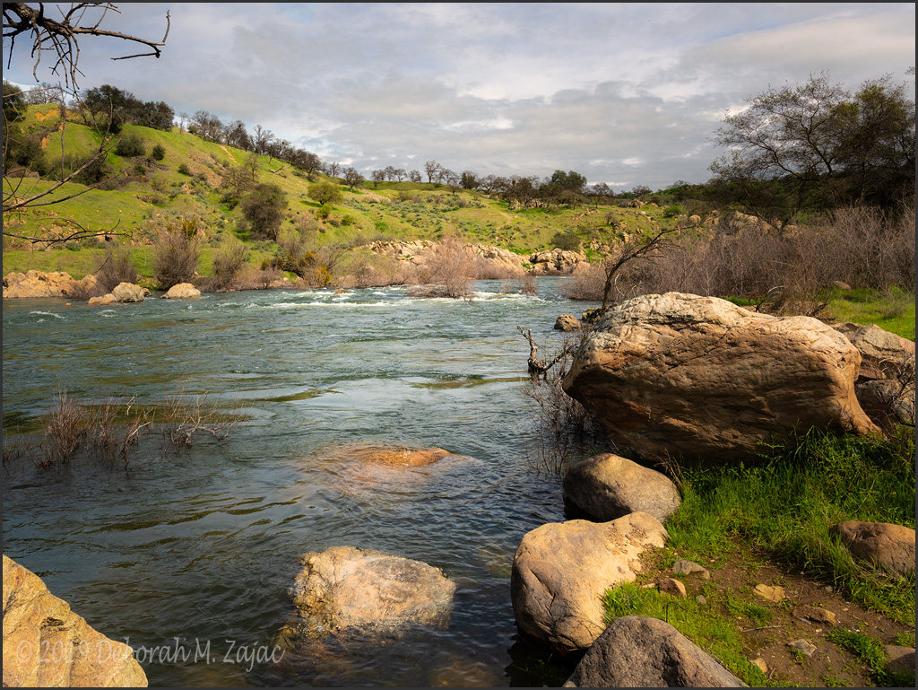 Early Spring on the Stanislaus River