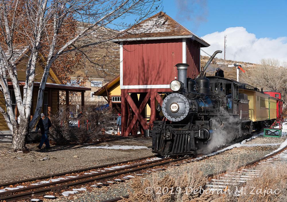 The Santa Train