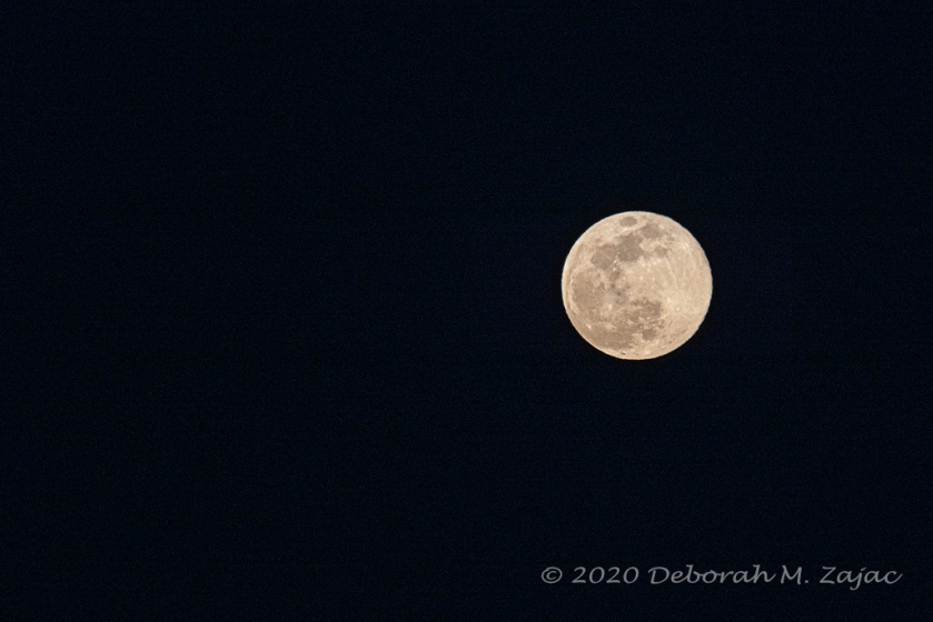 Supermoon April 7 2020