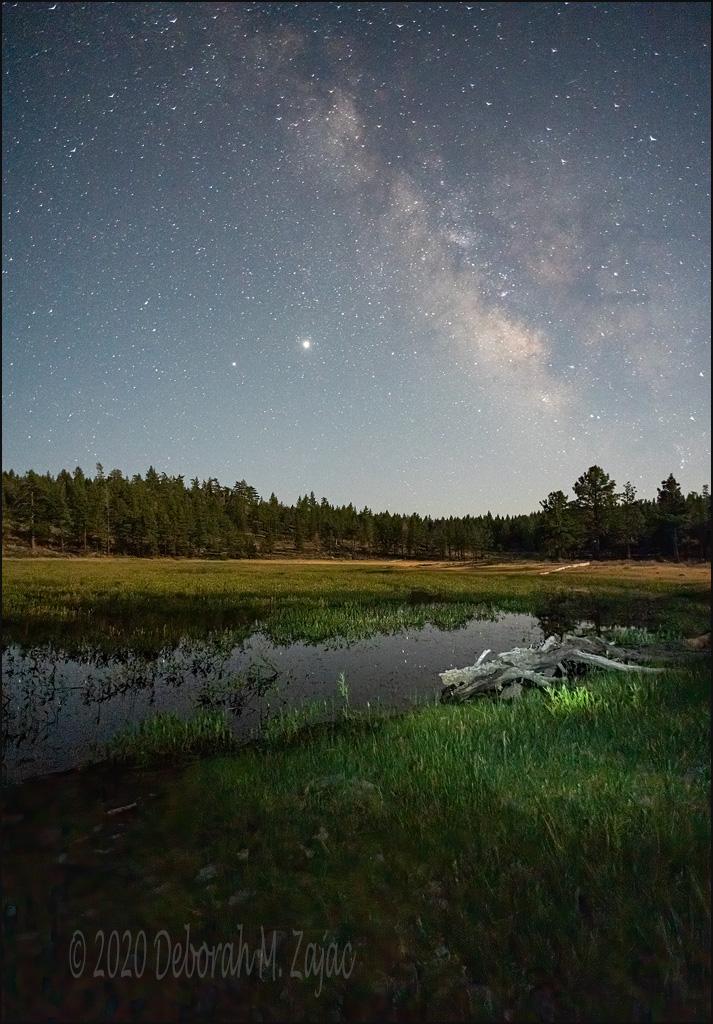 Milky Way over the Eastern Sierras
